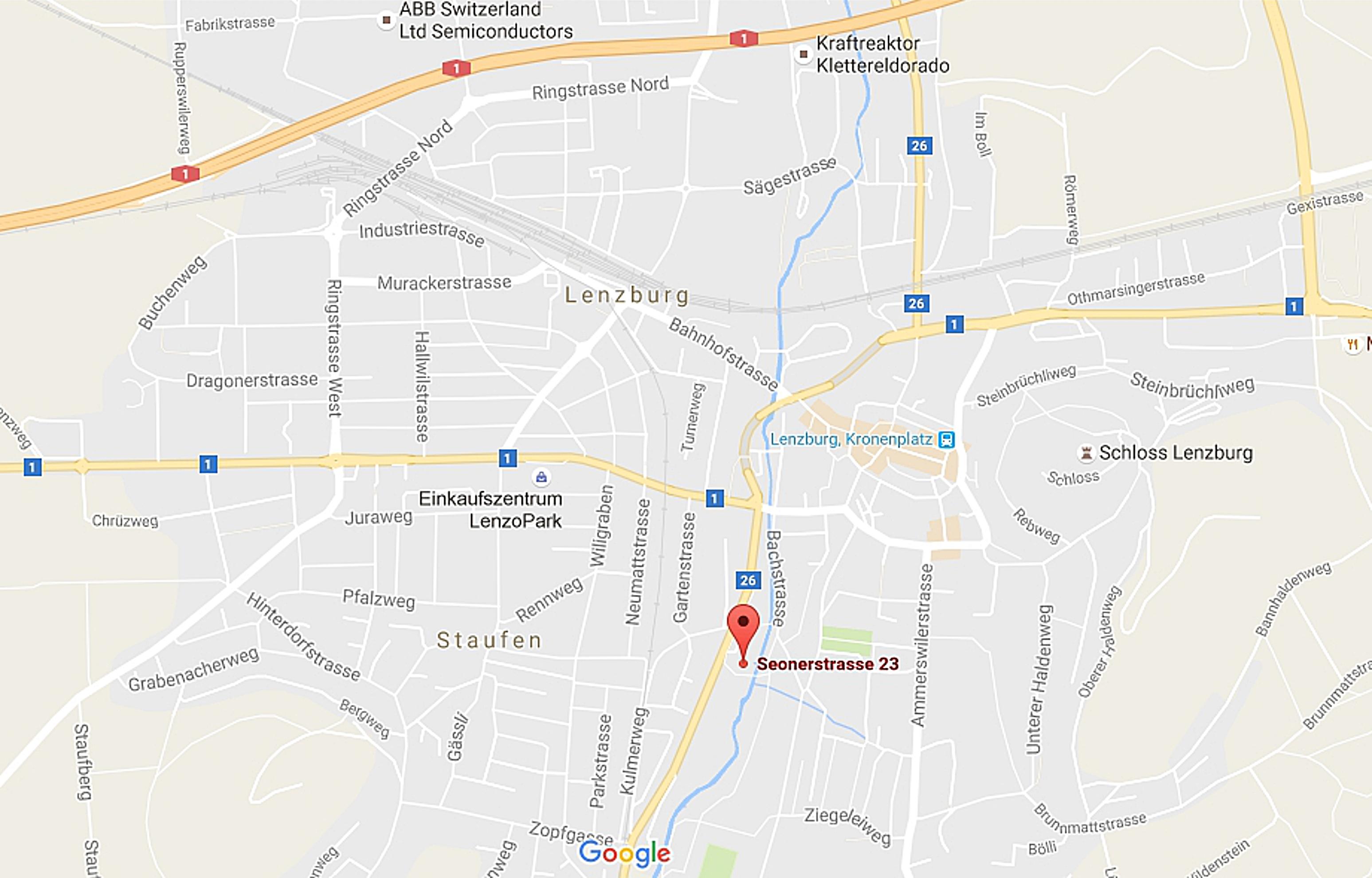 Lenzburg Seonerstr. 23, Tommasini_